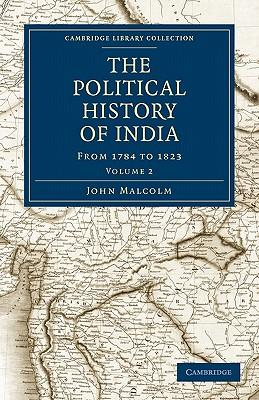 The Political History of India, from 1784 to 1823