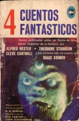 4 Cuentos fantástic...