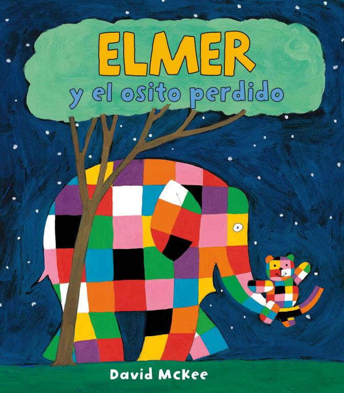 Elmer y el osito per...