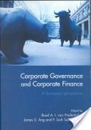 Corporate governance and corporate finance