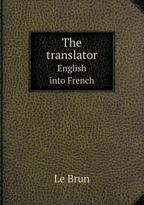 The Translator English Into French