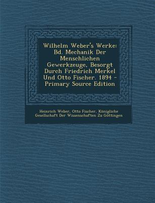 Wilhelm Weber's Werke