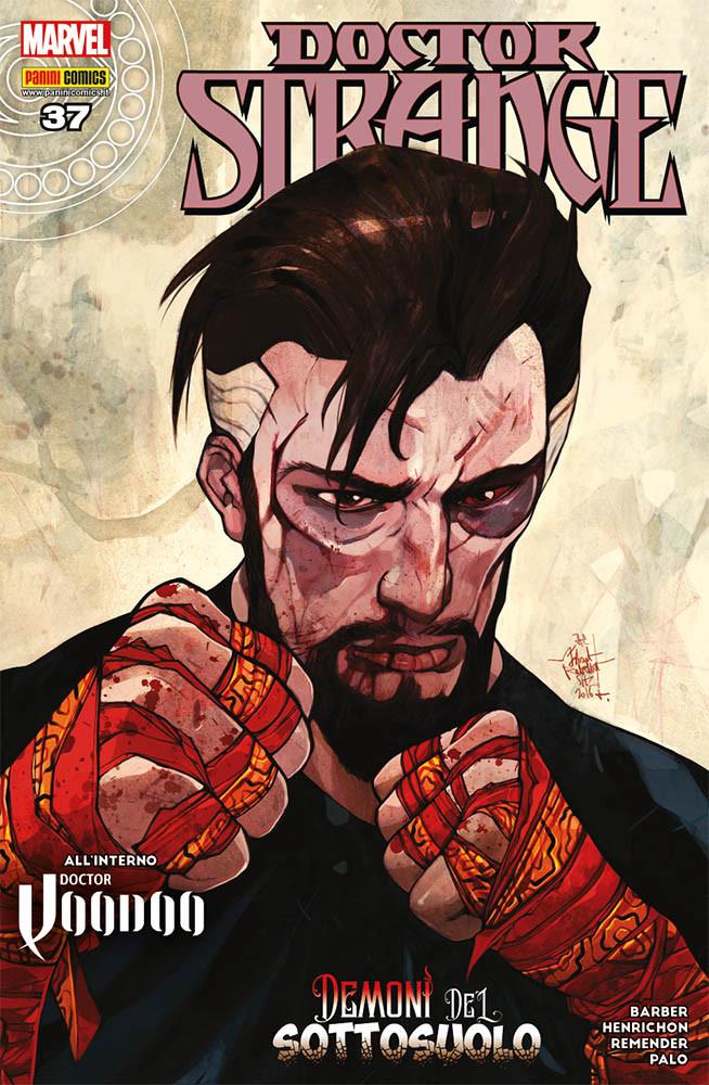 Doctor Strange n. 37