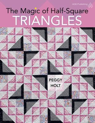 The Magic of Half-Square Triangles