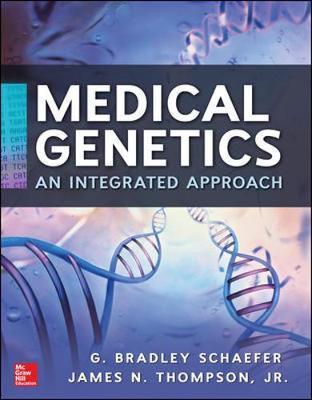 Medical genetics. Con CD-ROM