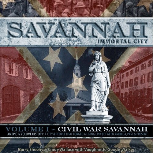 Savannah, Immortal City, Volume One