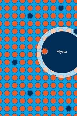 Etchbooks Alyssa, Dots, Wide Rule