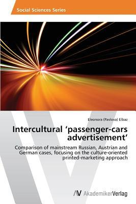 Intercultural 'passenger-cars advertisement'