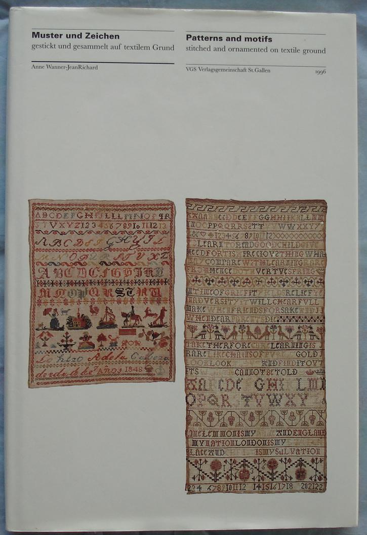 Muster und Zeichen. Patterns and motifs
