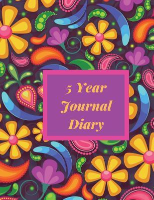 5 Year Journal Diary