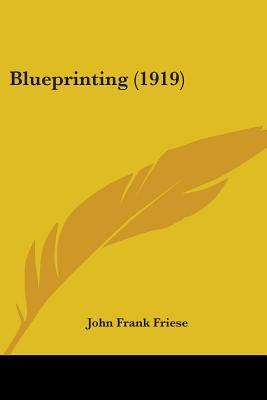 Blueprinting (1919)