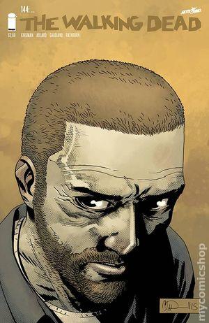 The Walking Dead #144