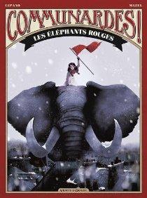Communardes! Les éléphants rouges