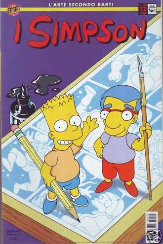 I Simpson n. 12