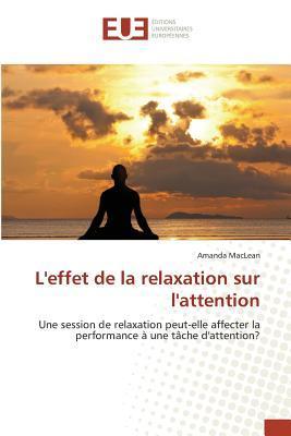 Leffet de la Relaxation Sur Lattention