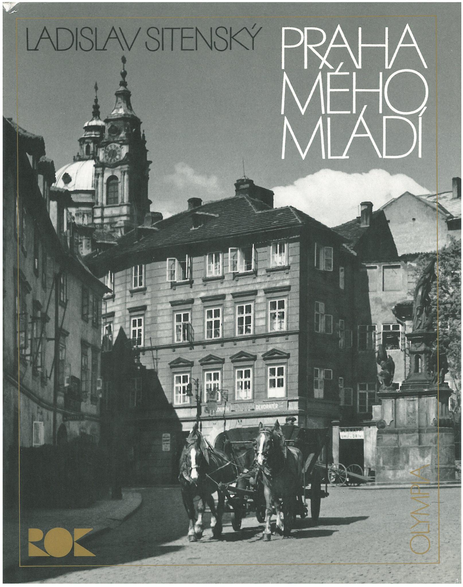 Praha mého mlàdì