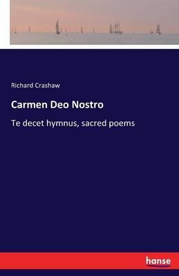 Carmen Deo Nostro