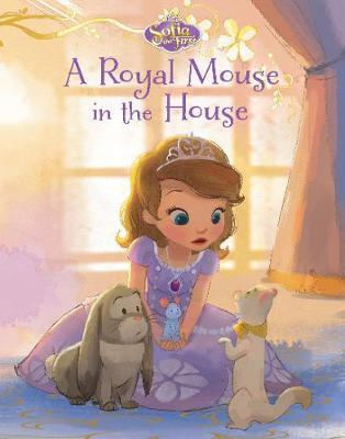 Disney Junior Sofia the First A Royal Mouse in the House