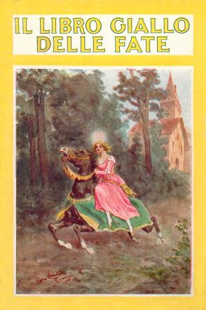 Il libro giallo delle fate