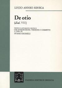De otio (dial.VIII)