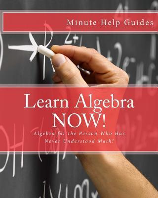 Learn Algebra Now!