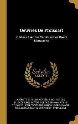 Oeuvres de Froissart