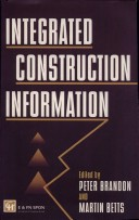 Integrated construction information