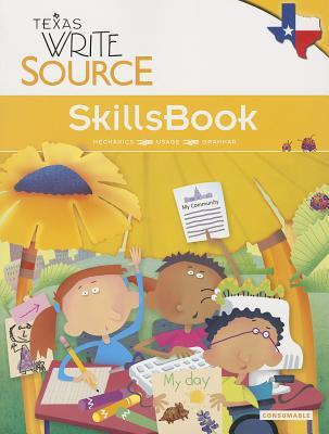 Texas Write Source SkillsBook Grade 2