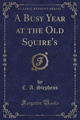 A Busy Year at the Old Squire's (Classic Reprint)
