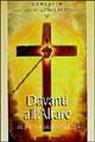 Davanti all'altare