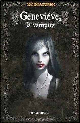 Geneviere, la vampira