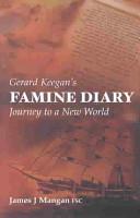Gerard Keegans Famine Diary