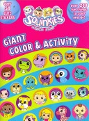 Squinkies Giant Color and Activity