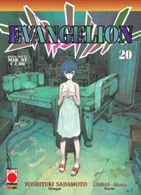 Evangelion vol. 20