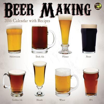 Beer Making 2016 Calendar