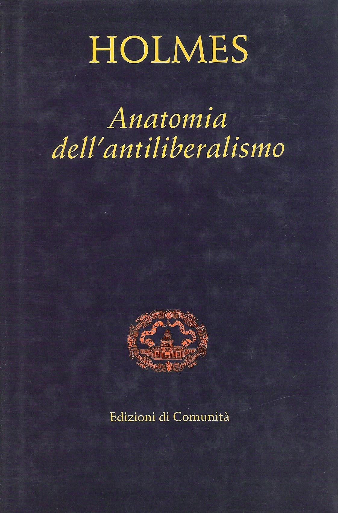 Anatomia dell'antili...