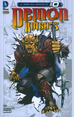 Demon Knights vol. 2