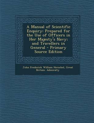 A Manual of Scientif...