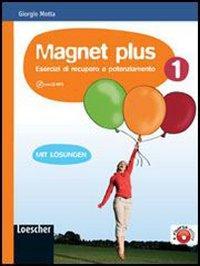 Magnet plus. Con soluzioni. Per la Scuola media. Con CD Audio formato MP3