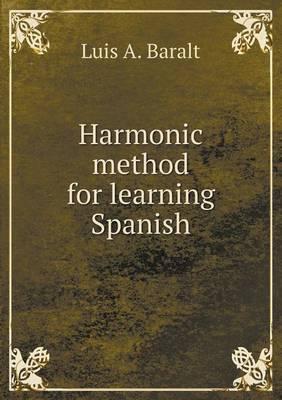 Harmonic Method for Learning Spanish