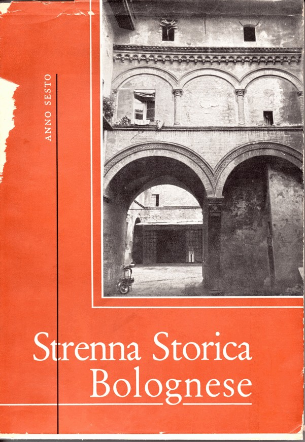 Strenna Storica Bolognese, Anno VI (1956)