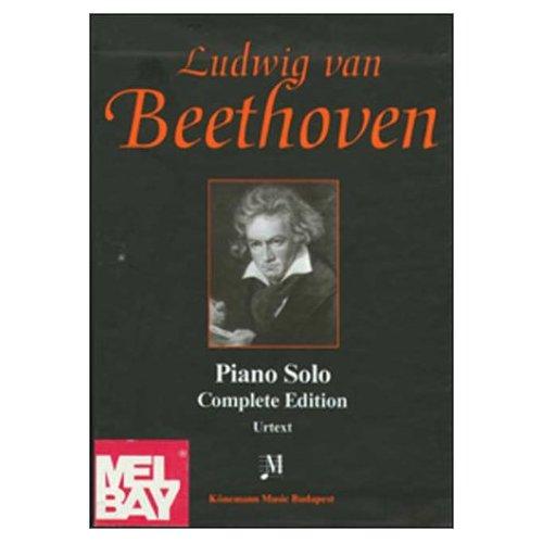L. van Beethoven: Piano Solo