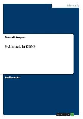 Sicherheit in DBMS