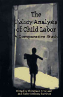 The Policy Analysis of Child Labor