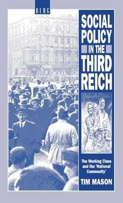 Social Policy and the Third Reich