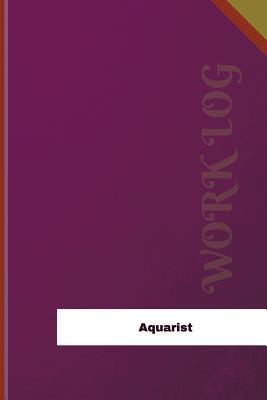 Aquarist Work Log