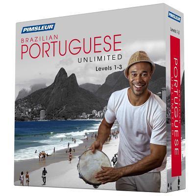Pimsleur Brazilian Portuguese Unlimited, Levels 1-3