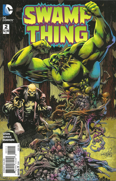 Swamp Thing Vol.6 #2