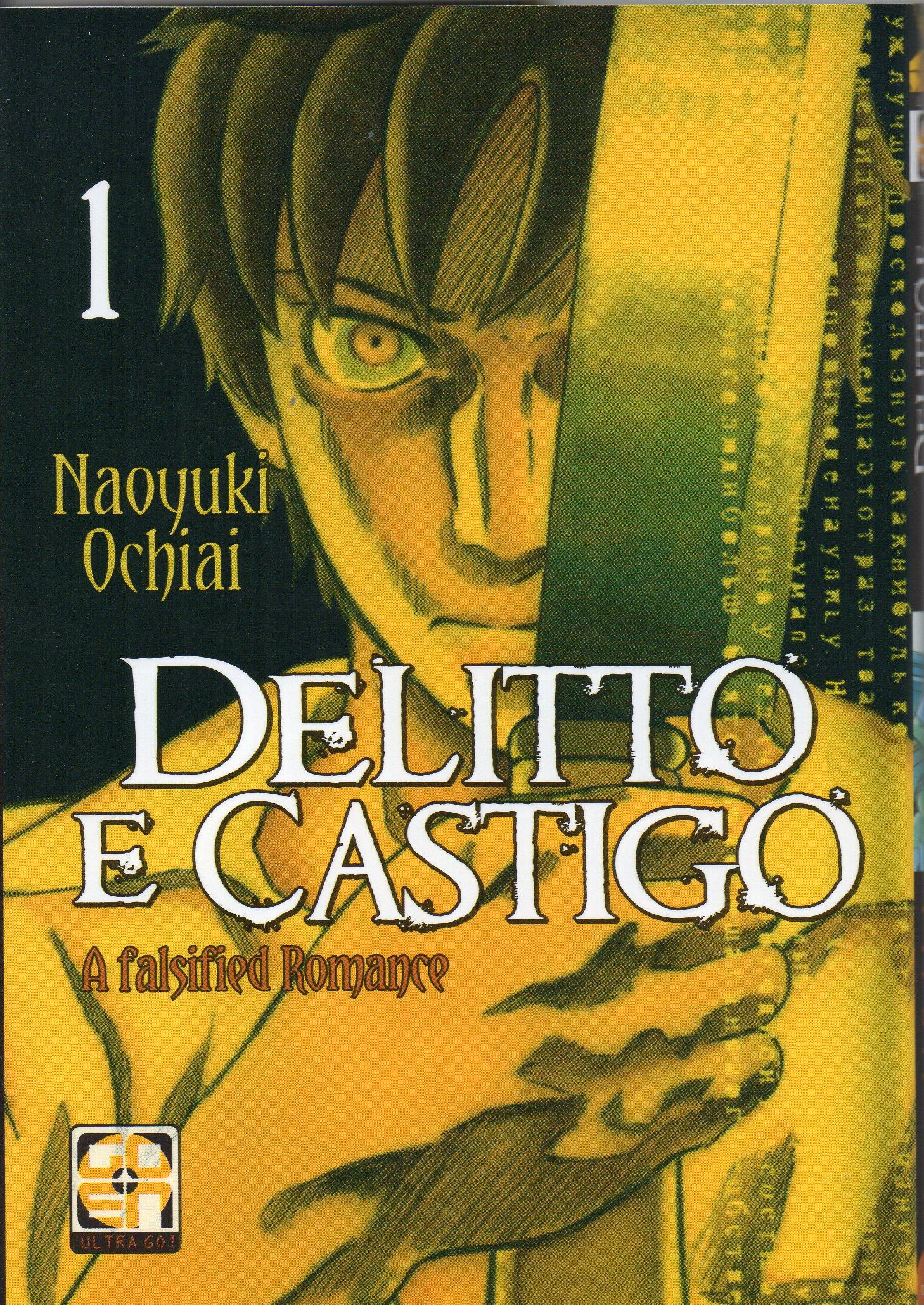 Delitto e castigo: A Falsified Romance vol. 1