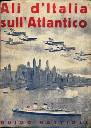 Ali d'Italia sull'Atlantico